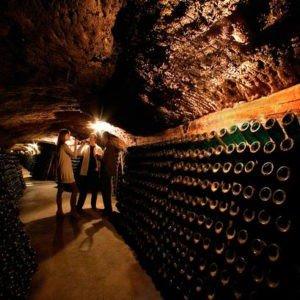 wine cellar | Barcelona | eye on food tours | Spain