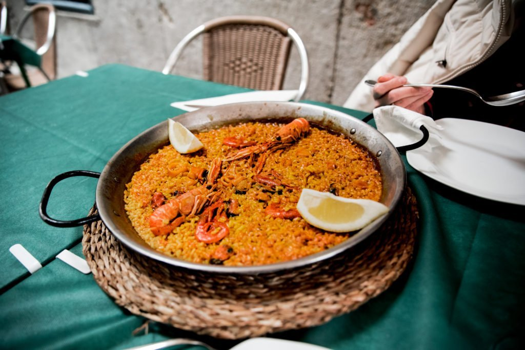Paella by Ben Holbrook from Driftwood Joournals