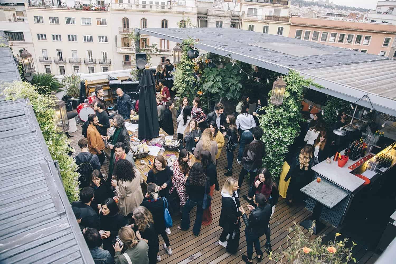 Barcelona Best Terraces & Gardens